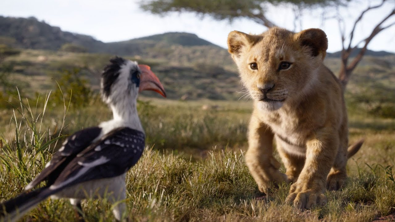 The Lion King Official Trailer 2019 Donald Glover