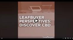 Leafbuyer Perspectives: Discover CBD & Active CBD Oil