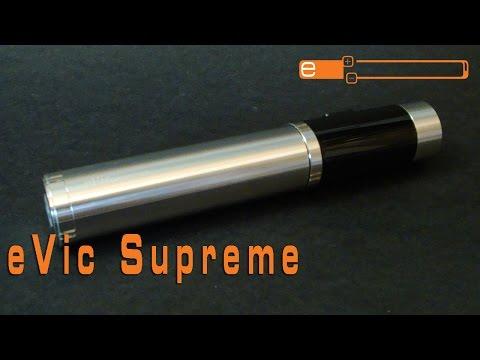 eVic Supreme