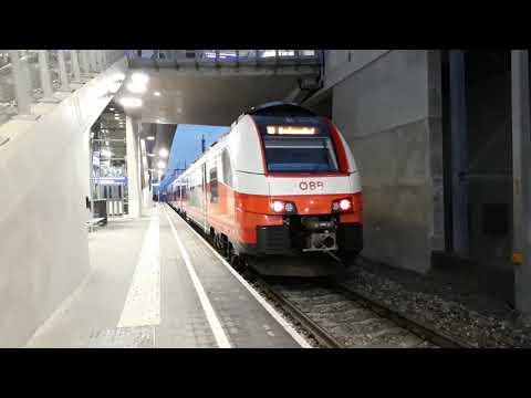 S-Bahn S80, REX (Verlängerung bis Aspern Nord) Wien