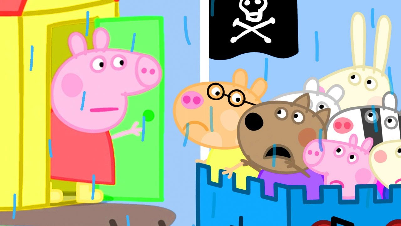 Peppa Pig Official Channel | Peppa Pig's New Tree House