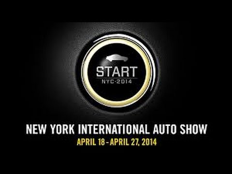 2014 New York International Auto Show