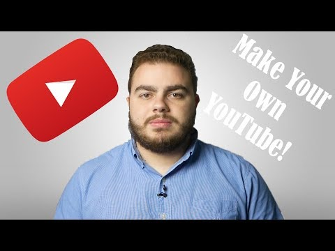 How To Make Your Own Video Streaming Website Like YouTube