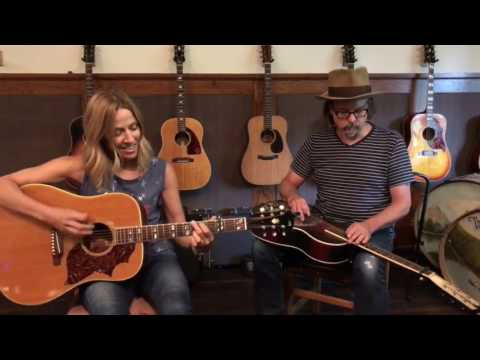 """Sheryl Crow & Jeff Trott - """"The Difficult Kind"""" - Live Acoustic Duo (28-07-2017)"""