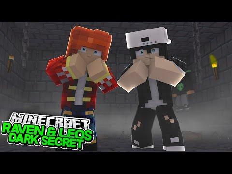 THE ROYAL FAMILYS BIG SECRET REVEALED! Minecraft Roleplay w/LittleKellyCarlyRaven&Leo (Custom)