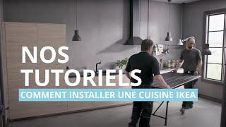 Tuto : Installer une cuisine IKEA