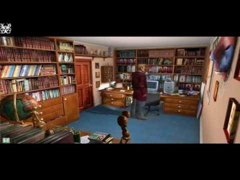 Guía Martin Mystère parte 1: casa