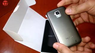 فتح صندوق هاتف تكنو دي 5 أندرويد | Unboxing Tecno D5