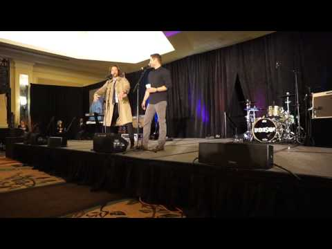 Jared Padalecki and Jensen Ackles' Morning Panel SPN Houston 2017