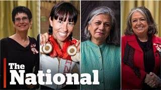 New Senators Appointed by Justin Trudeau