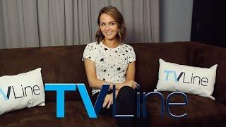 "Camilla Luddington Talks ""Grey's Anatomy"" at Comic-Con 2015 - TVLine"