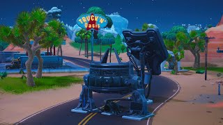 RIFT BEACON GREASY GROVE JUST APPEARED! BEACON EVENT! (Fortnite Battle Royale)