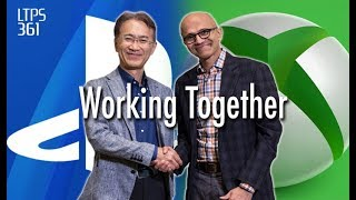 Sony and Microsoft Announce Cloud Gaming Partnership. The Last of Us 2 Almost Done? - [LTPS #361]