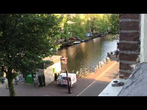 Amsterdam singel canal