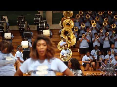 Memphis Mass Band vs Arkansas Mass Band | FINAL ROUND  (2017)