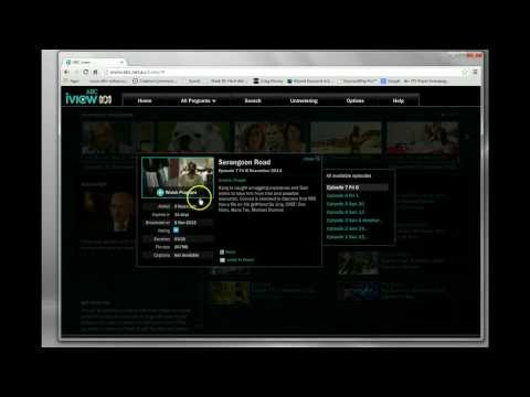 ABC IView - Using an Australian Proxy