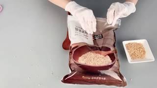 바른들마켓 깨끗하게 선별한 땅콩분태(조각땅콩) 1kg …