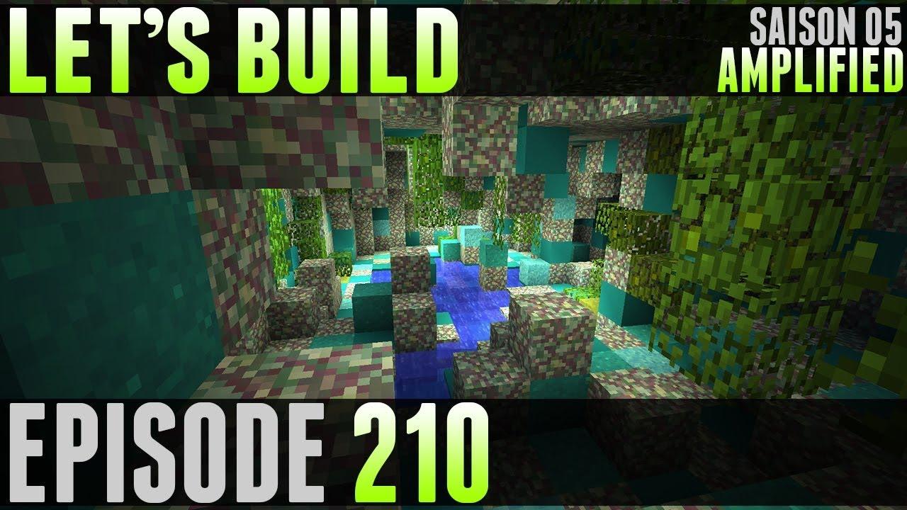 Minecraft Lets Build V Triple Grotte YouTube - Minecraft die grobten hauser