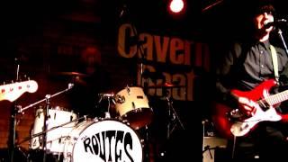 The Routes - Bleed You Dry, Cavern Beat, Fukuoka 19th January 2014