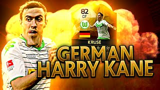 IF KRUSE: THE GERMAN HARRY KANE! FIFA 16 ULTIMATE TEAM