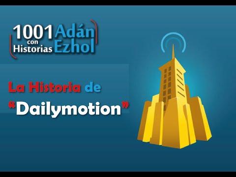 La Historia de DailyMotion (una alternativa a YouTube)