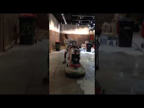 International Floor Polishing - MUJI Supermarket, 500 George St, Sydney NSW