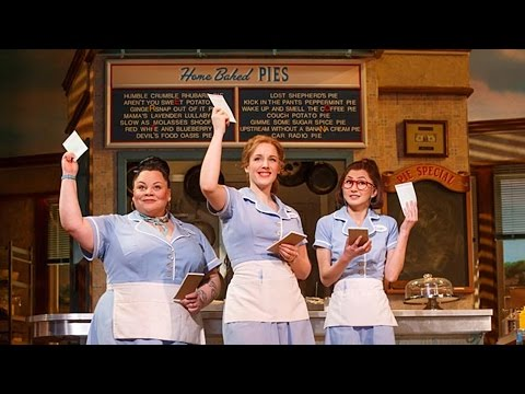 Waitress the Musical - Opening Up