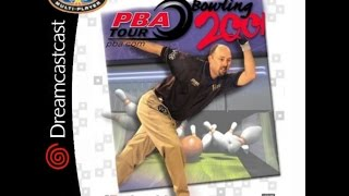 DREAMCASTCAST 050 PBA Tour Bowling 2001