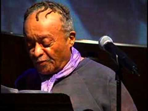 Master Class: Cecil Taylor - Poetry and Performance