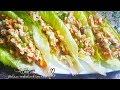 VLOG CHICKEN SALAD OF THE WOODS LOBSTER - FORAGING WILD EDIBLES   Connie's RAWsome kitchen - ASMR