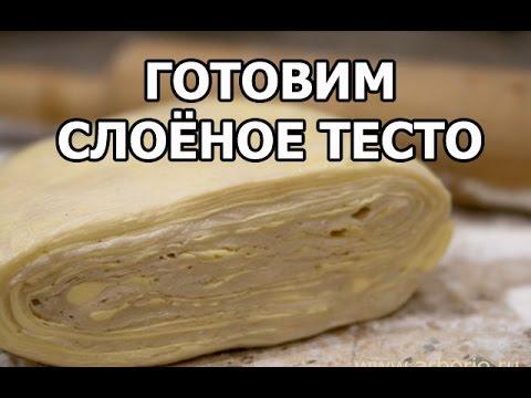 Тесто на минералке