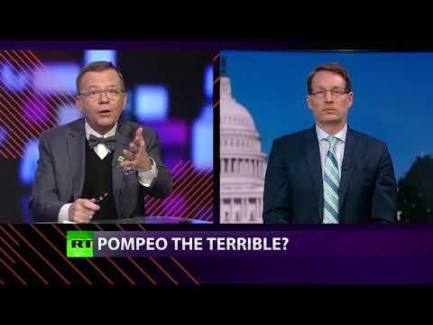CrossTalk: Pompeo The Terrible?