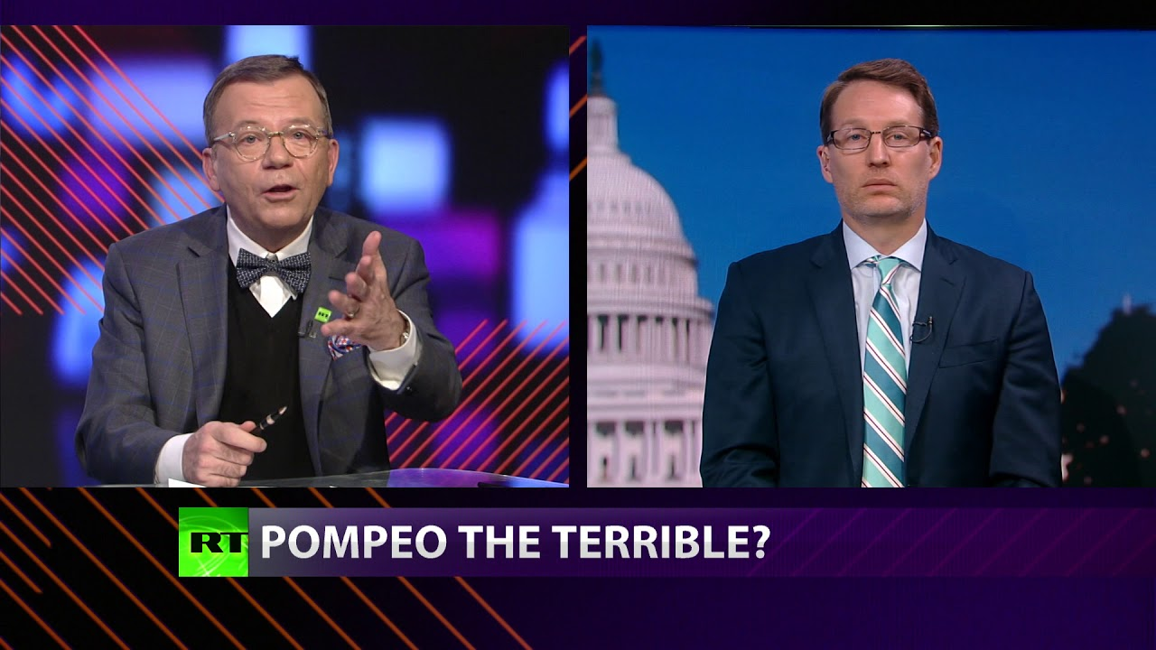 CrossTalk: Pompeo The Terrible?