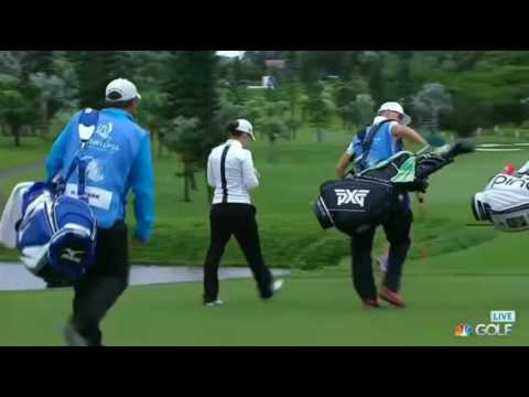 Hee Young Park(박희영) #2016.10.07 台灣富邦LPGA Championship Round 2 Video Clips