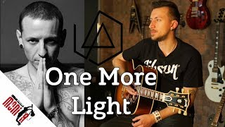 show MONICA bonus 44 - Linkin Park - One More Light [разбор, как играть]
