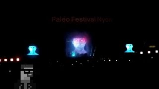 The Chemical Brothers live @ Paléo 2016 - 23/07/2016 - Nyon, Switzerland (2.7k 60fps)