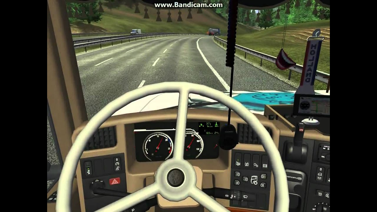 My Scania T 620 Interior Vabis Steering Wheel Hd