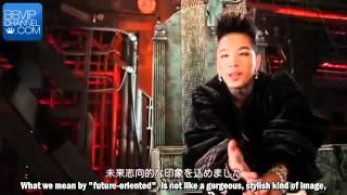 Big Bang ~ BTS Making of FANTASTIC BABY MV (Japanese Ver.) ~ Eng Subs
