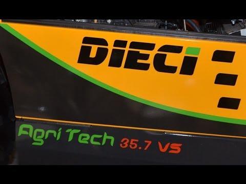 Телескопический погрузчик  Dieci, марка Agri Tech 35 7 VS Компания ЛБР АгроМаркет