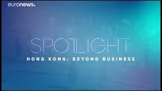 euronews. - There's more to Hong Kong than meets the eye (Jun 2018) thumbnail