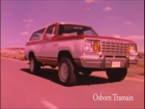 1978 Dodge Ramcharger Commercial Film Ford Bronco