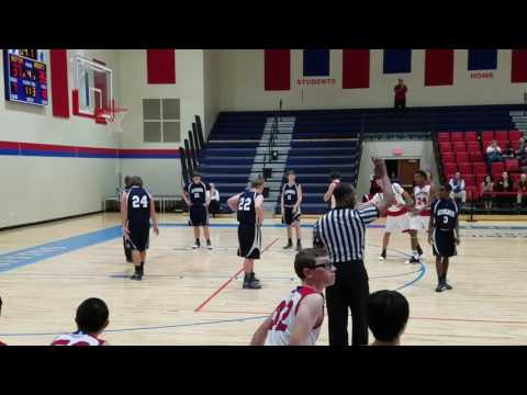 Basketball; JV; 14 Oakbrook Preparatory School vs Spartanburg Day School