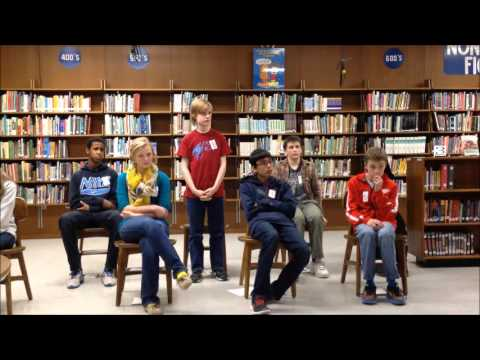Geographic Bee is held at Willmar Middle School