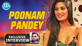 Poonam Pandey Exclusive Interview || Talking Movies with iDream #13