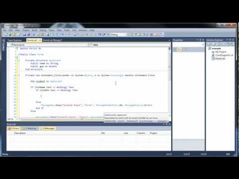 visual-basic-tutorial-18---structures
