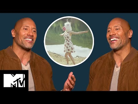 Dwayne Johnson Plays FIT OR FAKE?  MTV Movies