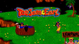 Toejam & Earl: How to get to Present Island & Level 0