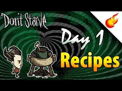 🍗3 CROCK POT Recipes Every DON'T STARVE Player Should Know For Day 1