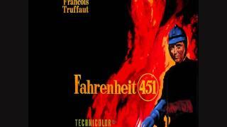 Bernard Herrmann - The Road & Finale (Fahrenheit 451)