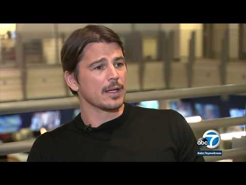 Actor Josh Hartnett stretches comedy muscles in 'Oh Lucy!'  ABC7